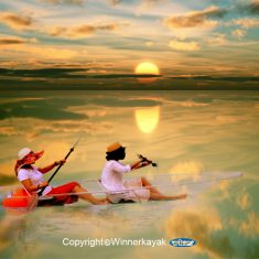 クリスタル・カヤック各種 – Clear Kayak –
