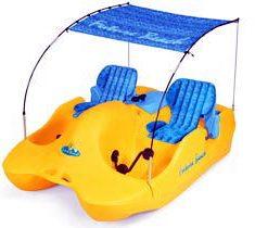 ペダルボート – Pedal Boat –