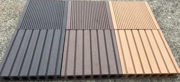 浮桟橋の人工木デッキ材であるピアウッド